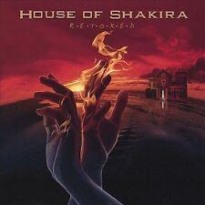 Retoxed, HOUSE OF SHAKIRA, New Import