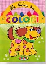 La borsa dei colori. Cagnolino - Salvadeos - Libro nuovo in offerta