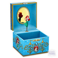 Authentic Disney Parks Ariel Musical Jewelry Box The Little Mermaid Music