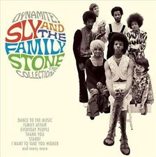 NEW Dynamite! The Collection by Sly & The Family Stone CD (CD) Free P&H