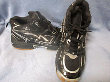 VB RAGS ISLA II Womens Athletic Shoes Mid Top US S11 Black/Silver Volleyball