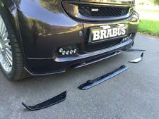 Brabrus ultimate kit 3 front spoiler bumper protector fits Smart Fortwo BRABUS
