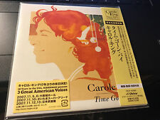 "Carole King ""Time Goes By"" JAPAN MINI-LP cd SEALED VICP-63995"