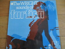 THE WRIGHT SOUNDS OF FARFISA - LP/RECORD - ALAMO - AL 1005 - UK - 1975