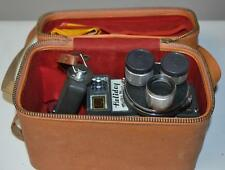 Mansfield Holiday Meter Matic 8mm Cine Movie Camera in Case [PL2296]
