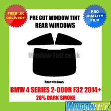 BMW SERIE 4 2-PUERTAS COUPE F32 2014+ 20% TRASERO OSCURO