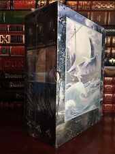 The Lord of the Rings by Tolkien Sealed Deluxe Hardcover Collectible Box Set