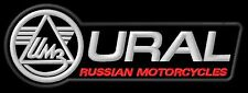 Ural Russian Motorcycles Parche bordado Thermo-Adhesiv patch