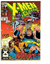 5 X-Men Classic Marvel Comic Books # 82 83 84 85 86 Wolverine Storm Rogue BH30