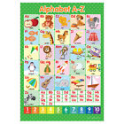 A3 Alphabet ABC's A-Z Poster Englsh Educational Learning Teaching Resource