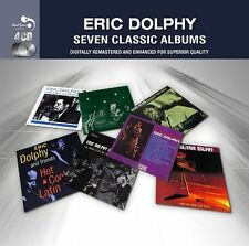 Eric Dolphy Seven Classic Albums (4 CD Set) New & Sealed