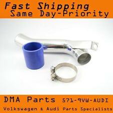 Volkswagen 1.8T T Turbo High flow lower intercooler pancake pipe upgrade MK4