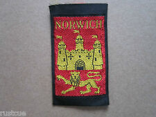 Norwich Woven Cloth Patch Badge Boy Scouts Scouting (Style 4)