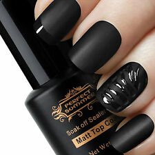 Nail Vernis à Ongle Mat Protection Manucure Clear Terne Surface Matte Top Coat