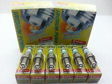 6-Denso Iridium Power Spark Plugs Pre-Gapped IK16 #5303