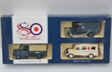 LLEDO WM -1003 x RAF 80th Anniversary 3-piece Days Gone set incl Ambulance