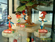 RON LEE  WOODY WOODPECKER COMPLETE COLLECTION ARTIST PROOF SET