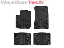 WeatherTech® All-Weather Floor Mats - VW Golf/Rabbit/GTI/R32 - 1993-2005 - Black
