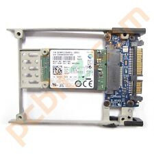 Samsung MZ-MPC128D 128GB mSATA Solid State Drive (With mSATA to SATA Caddy)