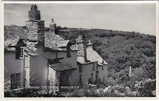 Old Cornish Cottages, BOSCASTLE, Cornwall