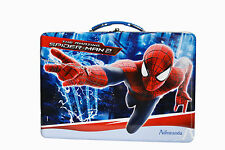 Spiderman! PROFUMO TIN CASE Set! Little Boys EDT 50ml + GEL DOCCIA 300ml!!!