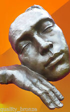 HOT CAST BRONZE STATUE, CONTEMPORARY ART SCULPTURE