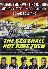 SEA SHALL NOT HAVE THEM - DVD - Region Free - Sealed
