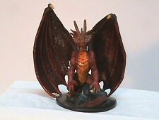 Dungeons & Dragons +12 Boys & Girls 2004# 71/72 Huge Red Dragon Rare GoL Used NM