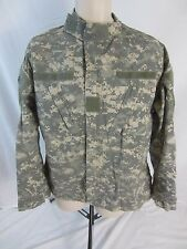 USA Army Combat Camouflage Camo Field Coat Jacket - Men's Medium Regular -1221