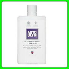 Autoglym High performance Tyre Gel Cherry Scented 500ml [TG500ML] New For 2017