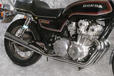 MAC MUFFLERS FLARE HONDA Fits: Honda CB900C Custom