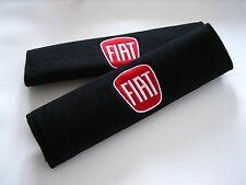 Stile RACING Cintura di sicurezza cuscinetti spalla (COPPIA) PER FIAT: punto panda 500 ABARTH