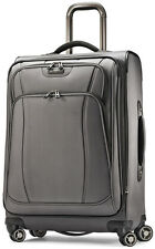 "Samsonite DK3 Collection 25"" Spinner 4 Wheeled Upright Luggage - Charcoal"