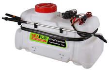 Seaflo ATV Agricultural Electric Spot Sprayer 13 Gallon 80 psi 1 GPM
