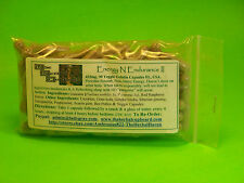 Energy N Endurance Capsules- Natural Herbal Energy, Match to Tincture: $8.25