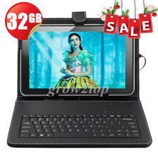 "10.1""Inch 32GB QUAD CORE WIFI ANDROID 5.1 Lollipop ALLWINNER TABLET PC HDMI A64"