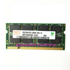 New Hynix 2GB DDR2-667MHZ PC2-5300 PC5300S Laptop Memory RAM 200-pin NON-ECC