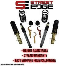 Street Edge Coilover Kit 99-05 VW Golf IV Volkswagen Coilovers MK4