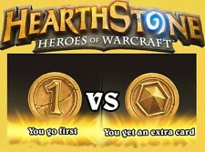 Hearthstone Game Coin Token Official Blizzard Blizzcon 2014 2015 (Warcraft)