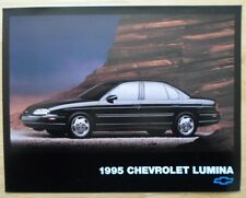 CHEVROLET Lumina 1993 Sedan USA Mkt leaflet brochure catalog - LS