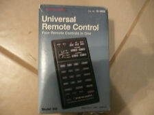 Vintage Realistic URC-150 Universal Remote Control Manual Box 15-1902 NEW
