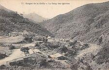 BR46165 Gorges de la chiffa le camp des chebres    Algeria