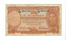 Australia -  Ten (10) Shillings 1942