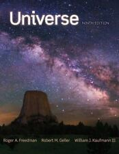 Universe 9th edition by Robert Geller, William J. Kaufmann and Roger Freedman