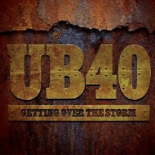 Ub40-getting over the Storm CD 13 tracks Reggae NUOVO