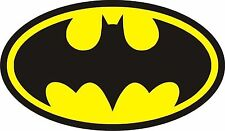 Batman B logo Sticker Decal Graphic Vinyl Label