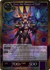 FOW MPR 090 - Zero, the Magus of Null / Zero, il Magus del Nulla - SR MINT ENG