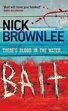 Esca da Nick brownlee-nuovo libro tascabile