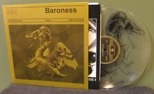 "Baroness ""Live at Maida Vale"" LP EP Clear /100 NM Mastodon Kylesa Converge Isis"
