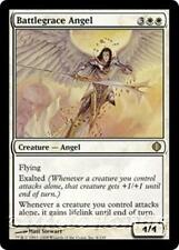 BATTLEGRACE ANGEL Shards of Alara MTG White Creature — Angel RARE